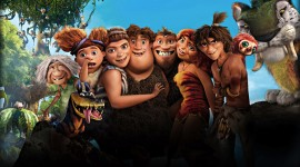 The Croods Wallpaper 1080p