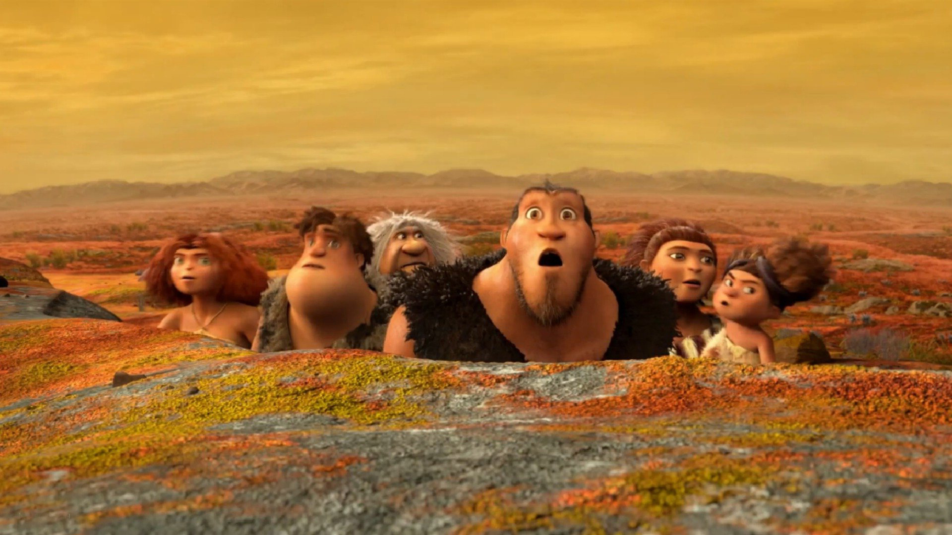 The Croods Wallpapers High Quality Download Free