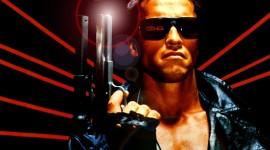 The Terminator Desktop Wallpaper