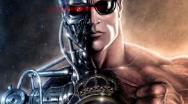 The Terminator Desktop Wallpaper HD