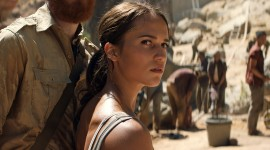 Tomb Raider 2018 Movie High Quality Wallpaper