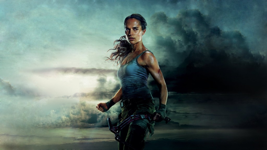 Tomb Raider 2018 Movie wallpapers HD