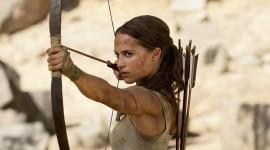 Tomb Raider 2018 Movie Wallpaper 1080p