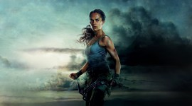 Tomb Raider 2018 Movie Wallpaper
