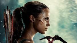 Tomb Raider 2018 Movie Wallpaper Background