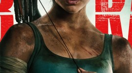 Tomb Raider 2018 Movie Wallpaper For IPhone 6 Download
