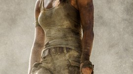 Tomb Raider 2018 Movie Wallpaper For IPhone 7