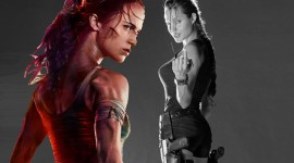 Tomb Raider 2018 Movie Wallpaper For PC