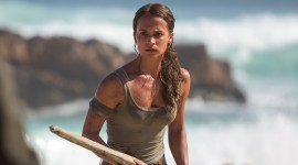 Tomb Raider 2018 Movie Wallpaper Full HD