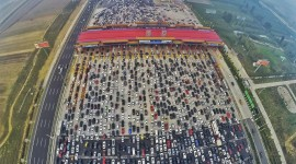 Traffic Jam Wallpaper For Desktop