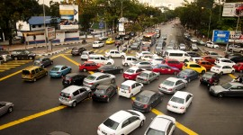 Traffic Jam Wallpaper HD