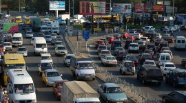 Traffic Jam Wallpaper High Definition