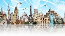 Trip Around The World Desktop Wallpaper For PC
