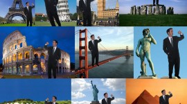 Trip Around The World Wallpaper Download Free