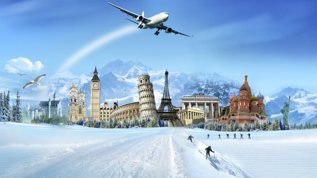 Trip Around The World wallpapers HD