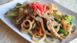 Udon Noodles Wallpaper Download Free