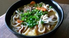 Udon Noodles Wallpaper Free