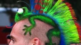 Unusual Hairstyles Photo