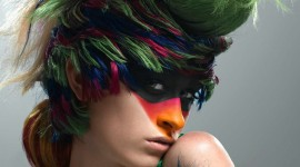 Unusual Hairstyles Wallpaper For Android