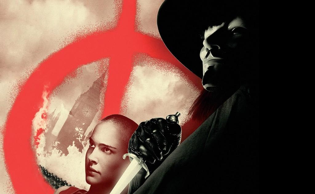 V For Vendetta wallpapers HD