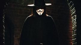 V For Vendetta Desktop Wallpaper