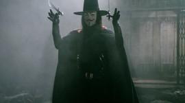 V For Vendetta Photo