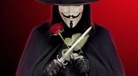 V For Vendetta Wallpaper 1080p