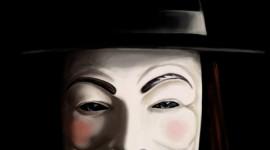 V For Vendetta Wallpaper For IPhone#1