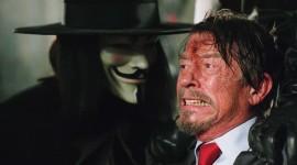 V For Vendetta Wallpaper For PC