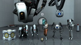 Portal 2 Wallpaper For PC