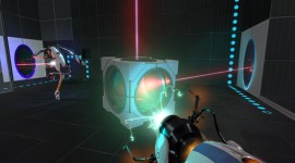 Portal 2 Wallpaper Free
