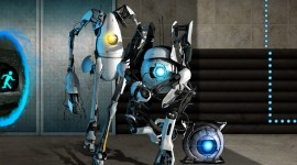 Portal 2 Wallpaper Full HD