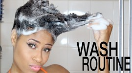Washing Hair Wallpaper Download