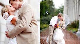 Wedding In The Rain Pics