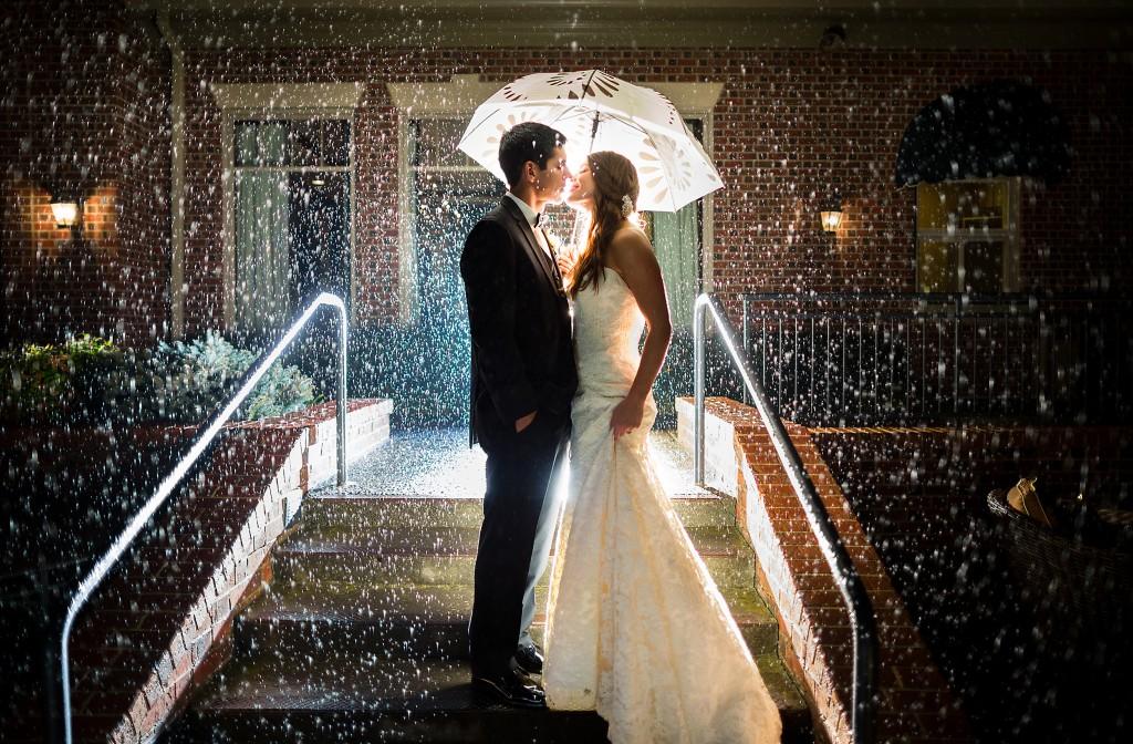 Wedding In The Rain wallpapers HD