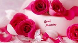 4K Good Morning Desktop Wallpaper HD