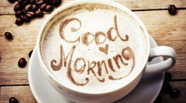 4K Good Morning Photo
