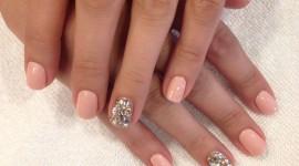 4K Rhinestone Nails Wallpaper For Mobile#1