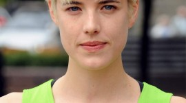 Agyness Deyn Wallpaper For IPhone 6