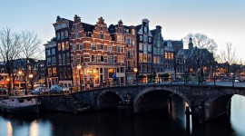 Amsterdam Wallpaper Download