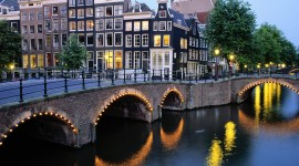 Amsterdam Wallpaper Download Free