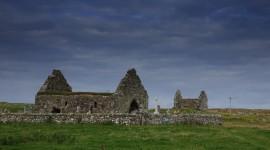 Ancient Chapels Wallpaper