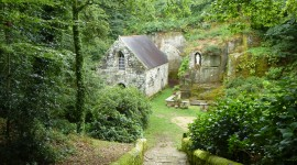 Ancient Chapels Wallpaper Gallery
