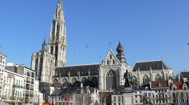 Antwerp Wallpaper Download Free