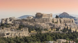 Athens Wallpaper Download Free