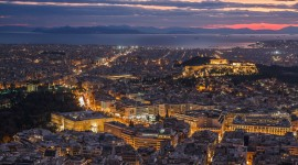 Athens Wallpaper High Definition