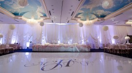 Banqueting Hall Wallpaper Background