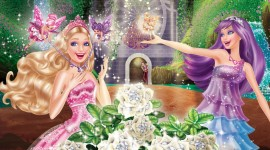Barbie The Princess & The Popstar Image