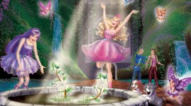 Barbie The Princess & The Popstar Photo