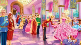 Barbie The Princess & The Popstar HQ#1